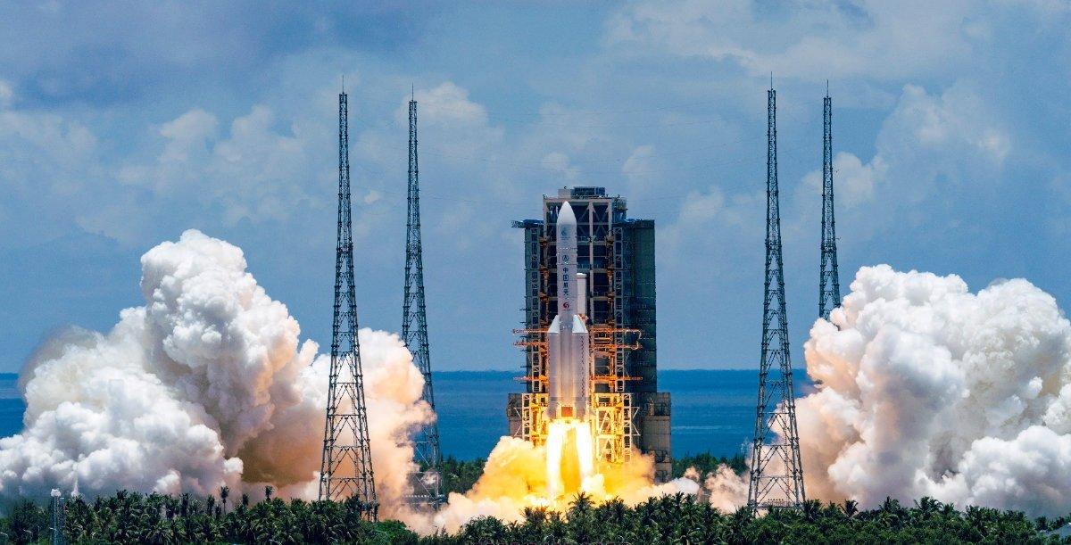 ماجرای لانگ مارچ 5B؛ موشکی خارج از کنترل که میتوانست حادثهای بزرگ رقم بزند