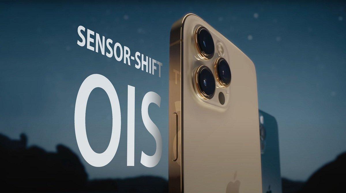 تمام مدلهای آیفون ۱۳ به فناوری لرزشگیر دوربین «سنسور شیفت» مجهز میشوند