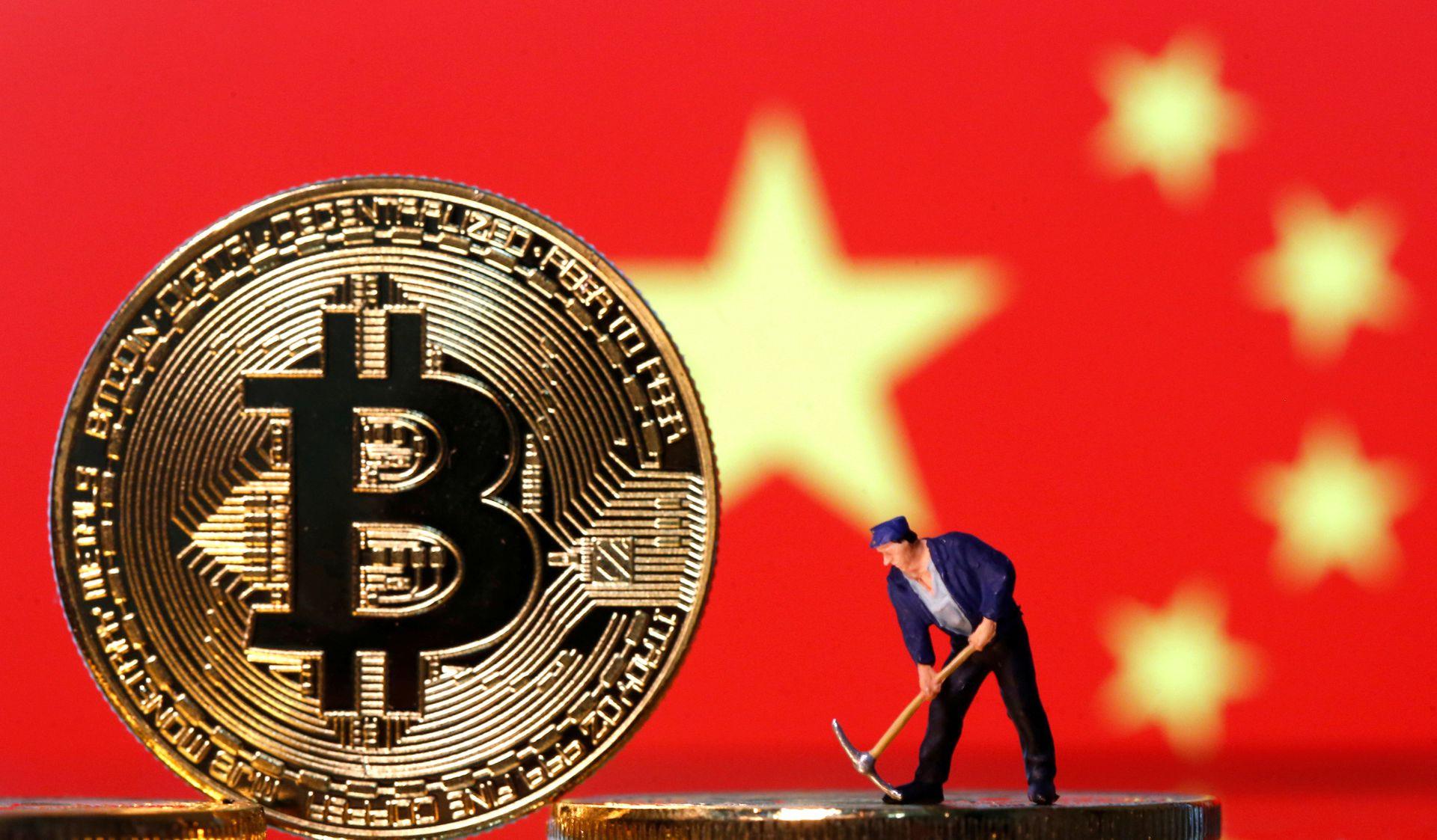 چین تبادل رمزارز برای نهادهای مالی و فینتکها را ممنوع اعلام کرد