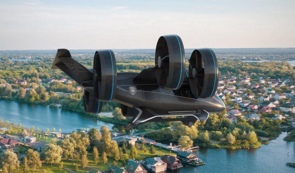 اروپا احتمالا از سال ۲۰۲۴ رویای سفر با تاکسی هوایی الکتریکی را به واقعیت تبدیل میکند