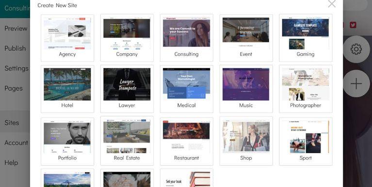 ساخت وب سایت شخصی