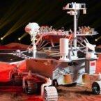 مریخ نورد چین اولین عکسهای گرفته شده از سیاره سرخ را ارسال کرد