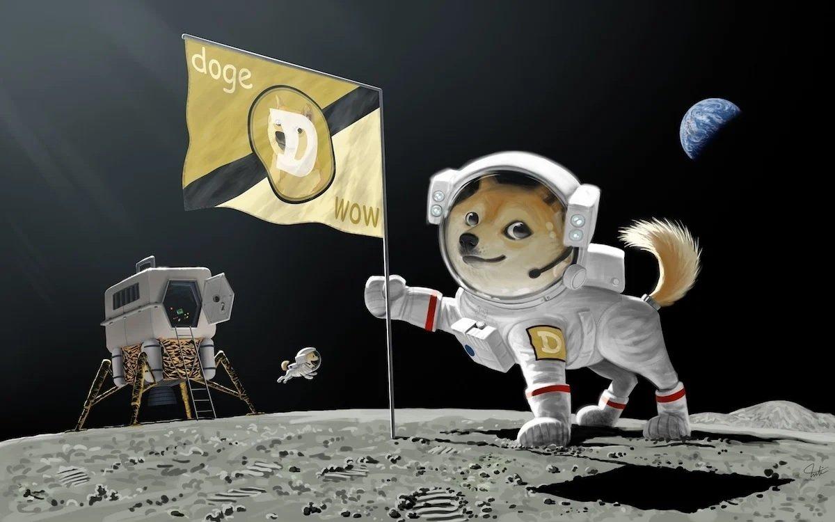 اسپیس ایکس ماهواره «DOGE-1» را سال ۲۰۲۲ به ماه میفرستد