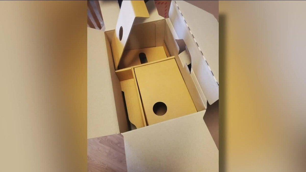 آمازون بجای دوربین ۷۰۰۰ دلاری سونی آلفا ۱، دو جعبه خالی برای خریداران ارسال کرد
