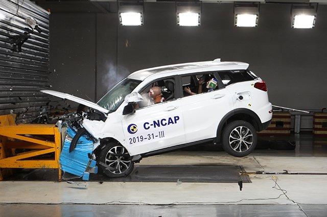 کراس اووری چینی اسکیلاس T60 با دو ستاره ایمنی به بازار ایران میآید؛ مشخصات فنی، آپشن و قیمت احتمالی
