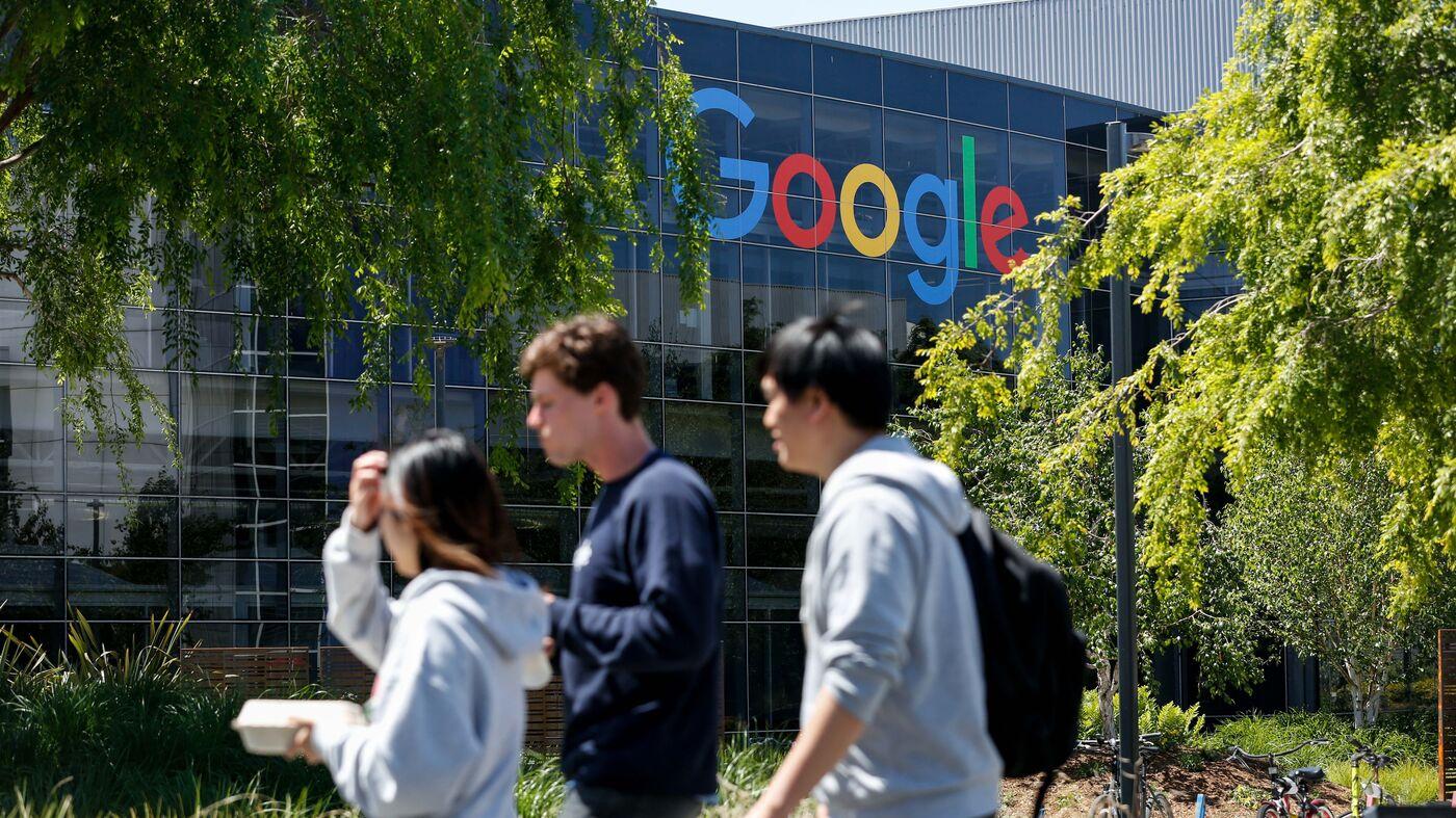 کارمندان گوگل خواستار حمایت این کمپانی از مردم فلسطین شدند