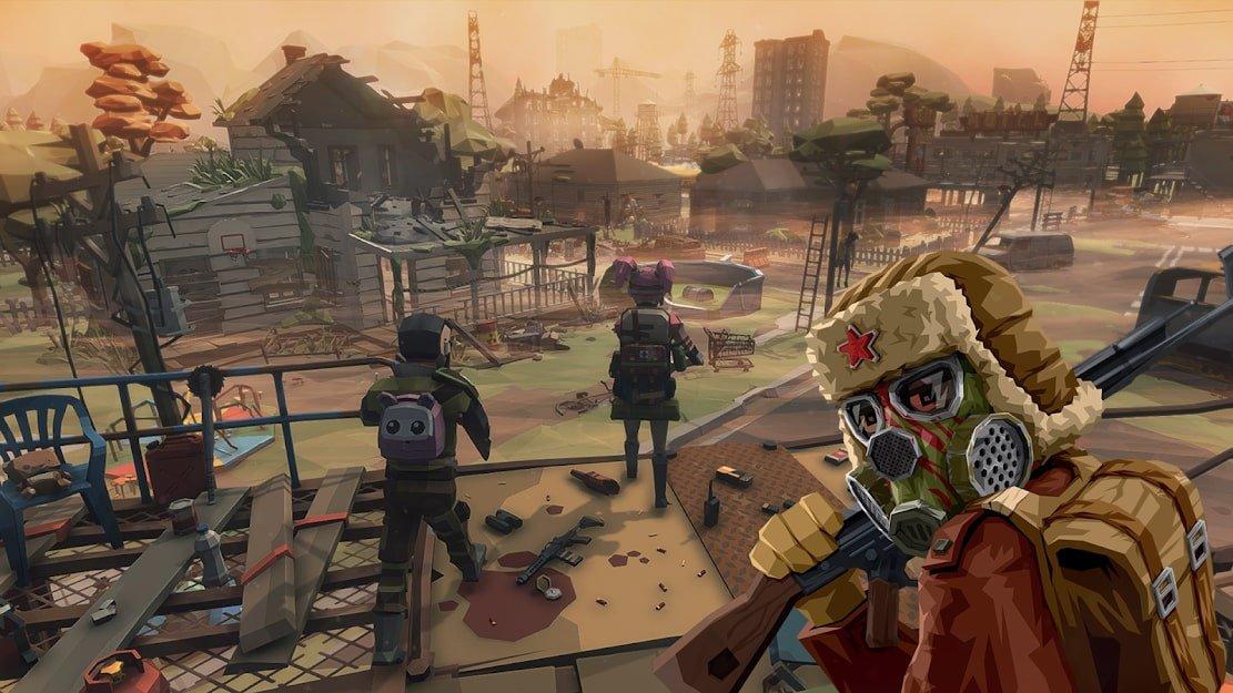 معرفی بازی The Walking Zombie 2؛ نجات دنیا با ماهیتابه