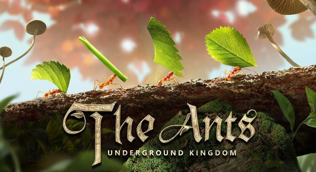 معرفی بازی The Ants؛ فرمانروایی زیرزمینی