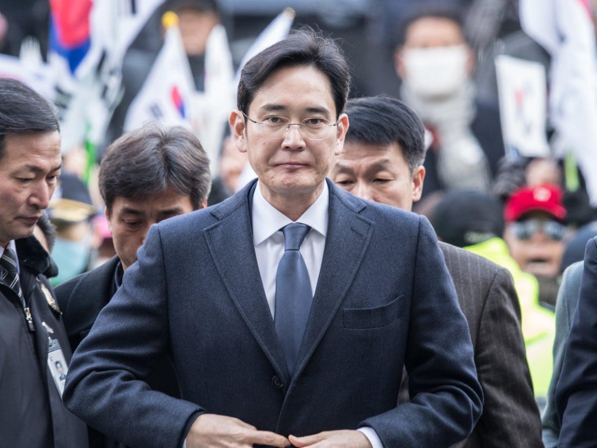 وارث سامسونگ به ثروتمندترین فرد در کره جنوبی تبدیل شد