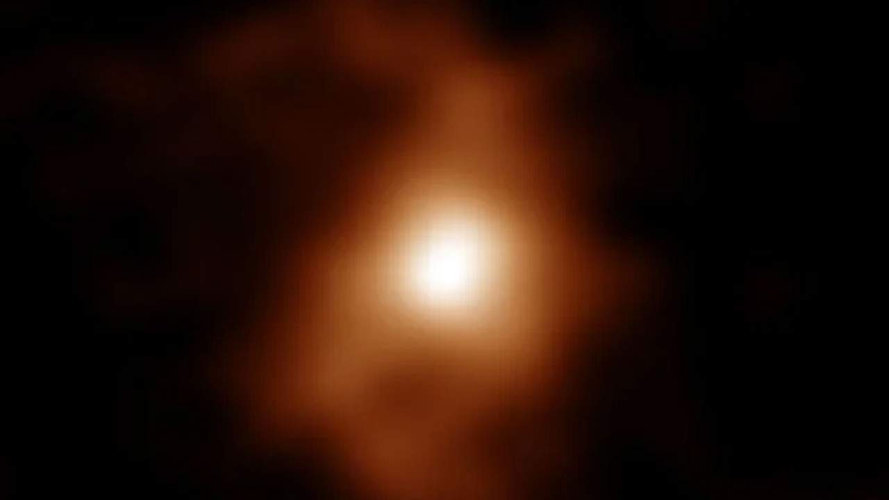 قدیمیترین کهکشان مارپیچی جهان با عمر ۱۲.۴ میلیارد سال کشف شد