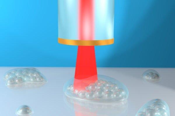 توسعه حسگر اولتراسونیک جدیدی که با لیزر در بدن به دنبال بافت سرطانی میگردد