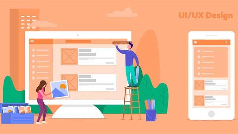 از صفر تا صد هر آنچه نیاز است درباره UI و UX بدانید