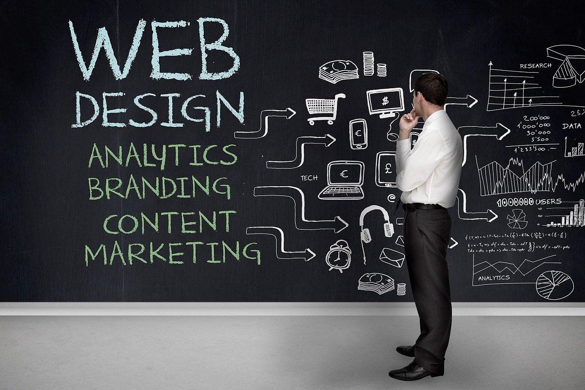 طراحی وبسایت حرفه ای کسب و کار با کمترین هزینه