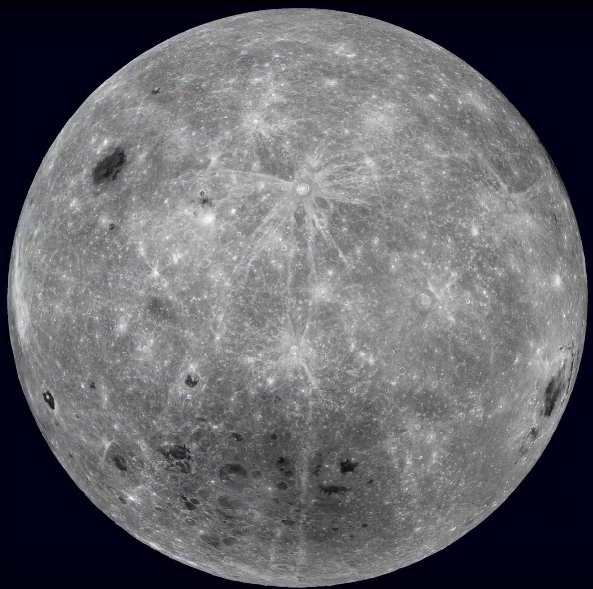 ناسا برای اولین بار محمولههایی را در سمت پنهان ماه فرود میآورد