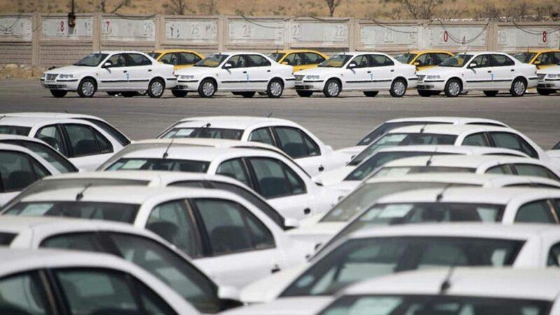 رکود بازار خودرو خرداد ۱۴۰۰