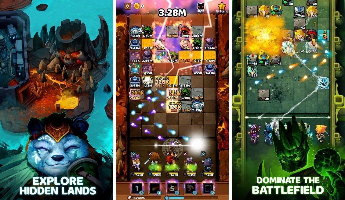 اخبارمعرفی بازی Battle Bouncers؛ این بار شما قهرمانها را نجات بدهید