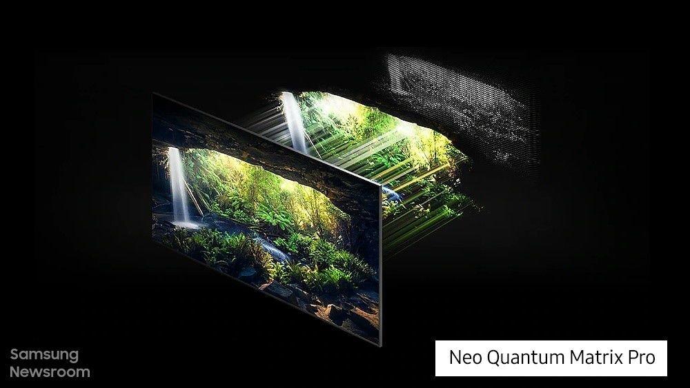 تلویزیونهای Neo QLED سامسونگ