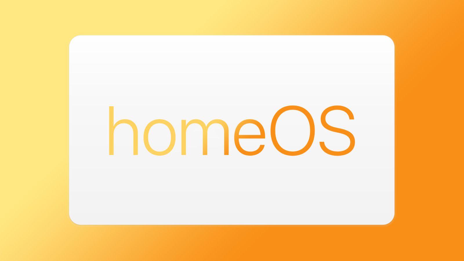 اپل در WWDC 2021 از سیستم عامل جدید homeOS رونمایی میکند؟