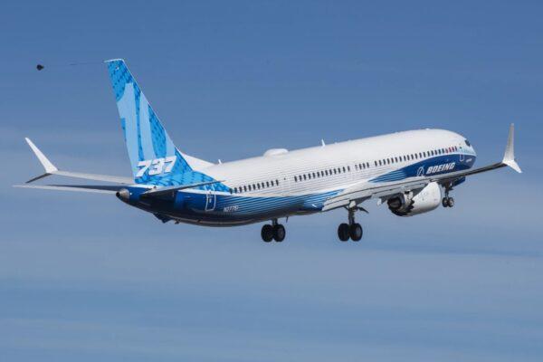 بزرگترین هواپیمای خانواده ۷۳۷ مکس بوئینگ اولین پروازش را انجام داد