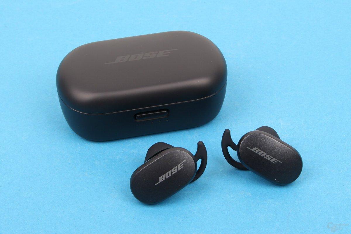 راهنمای خرید هدفون بوز QuietComfort Earbuds