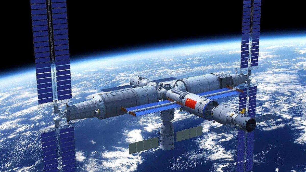 چین با موفقیت اولین محموله خود را به ایستگاه فضایی تیانگونگ متصل کرد