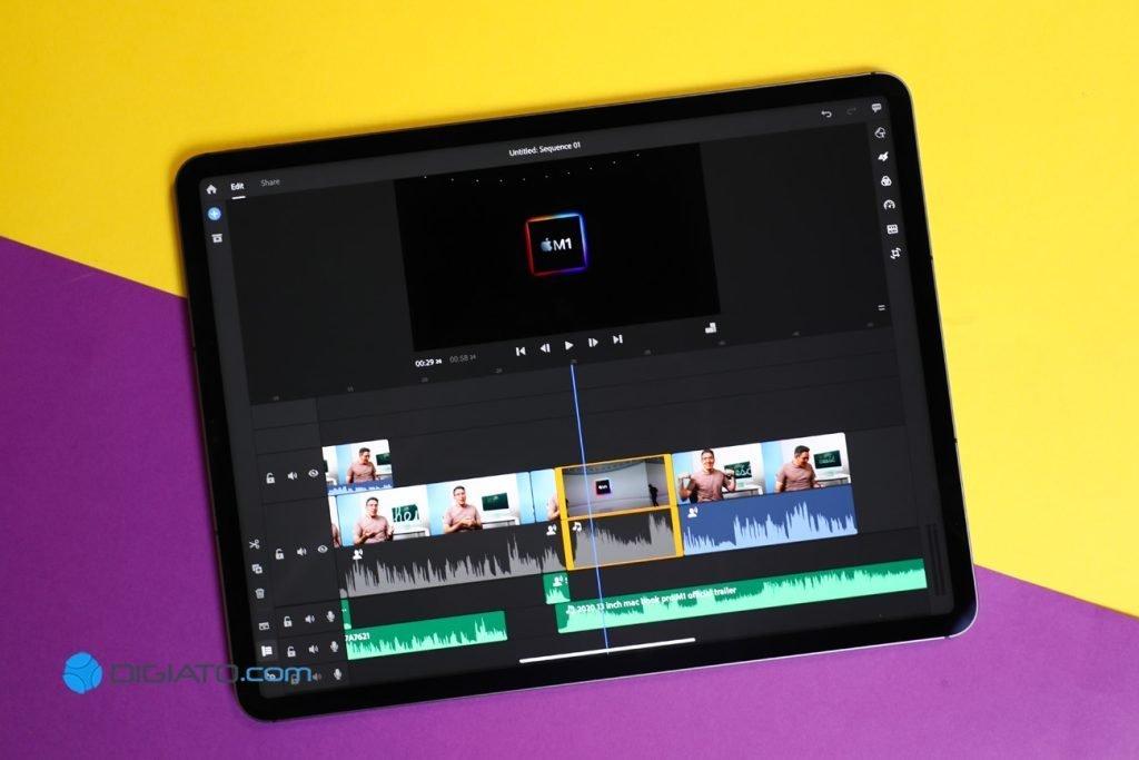 اپل با تغییر در دوربین و لوگوی نسل بعدی آیپد پرو، روی استفاده افقی از آن تاکید میکند