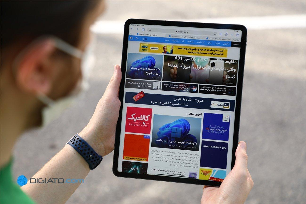 دبیر انجمن واردکنندگان موبایل: رجیستری تبلتها به نفع مصرفکننده است