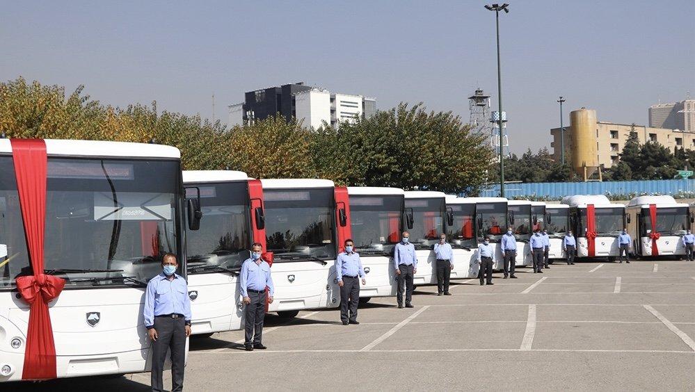 به زودی ۲۰۰ دستگاه اتوبوس برقی به ناوگان حملونقل عمومی پایتخت اضافه خواهد شد