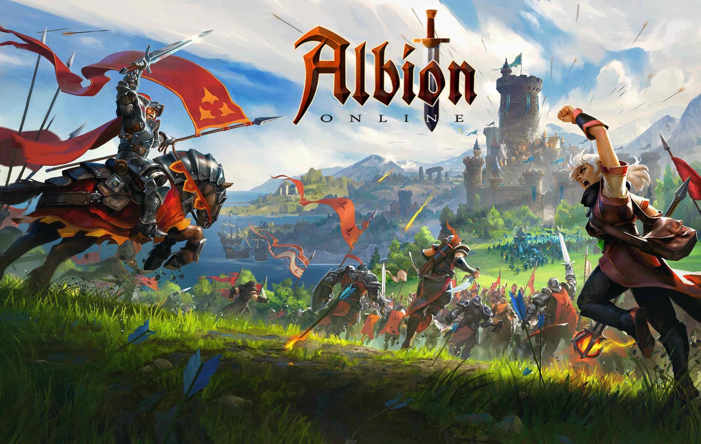 معرفی بازی Albion Online؛ سفر به سرزمین جنگ و جادو