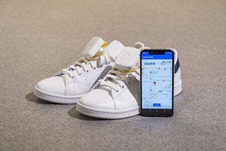 هوندا با کفشهای مجهز به GPS و مسیریاب به کمک افراد کمبینا و نابینا میرود