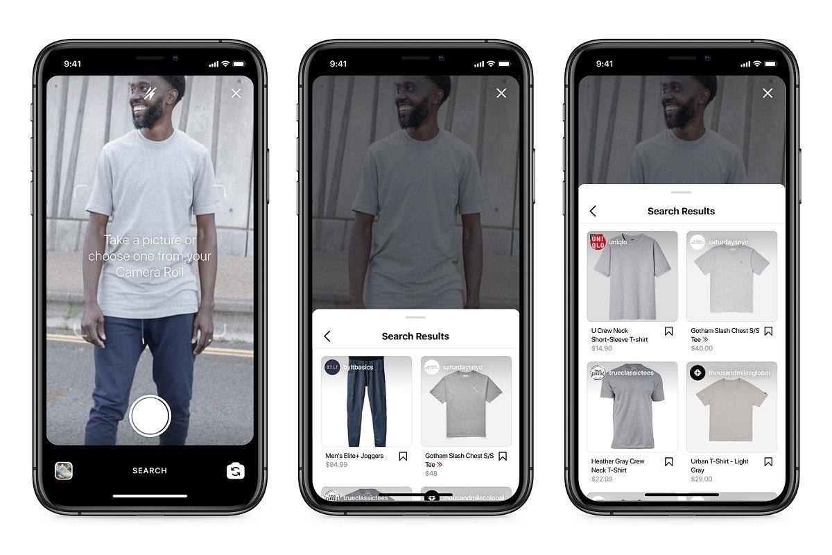 فیسبوک قابلیت Shops را به واتساپ اضافه میکند؛ جستجوی بصری در راه اینستاگرام