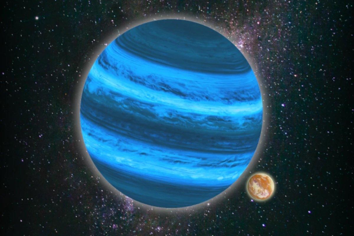 اخترشناسان از احتمال وجود زندگی در ماههای سیارههای سرگردان در فضا خبر میدهند