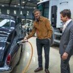 دیوید بکهام در استارتاپ خودروهای کلاسیک برقی لوناز سرمایهگذاری کرد