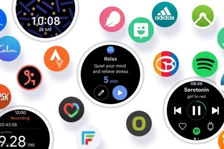 One UI Watch معرفی شد: رابط کاربری جدید سامسونگ برای ساعتهای هوشمند
