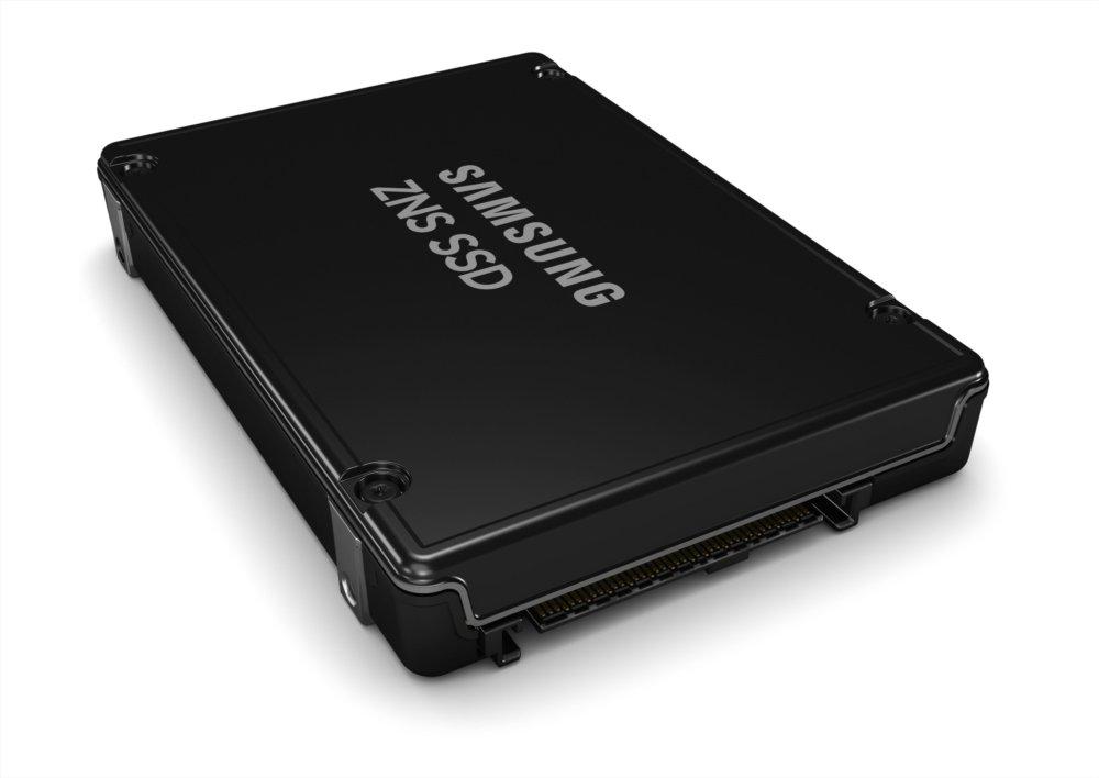 حافظه SSD سامسونگ ZNS