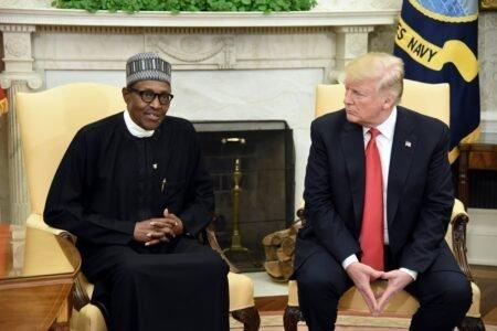 تبریک ترامپ به نیجریه بخاطر فیلتر توییتر: کشورهای بیشتری باید آن را ممنوع کنند