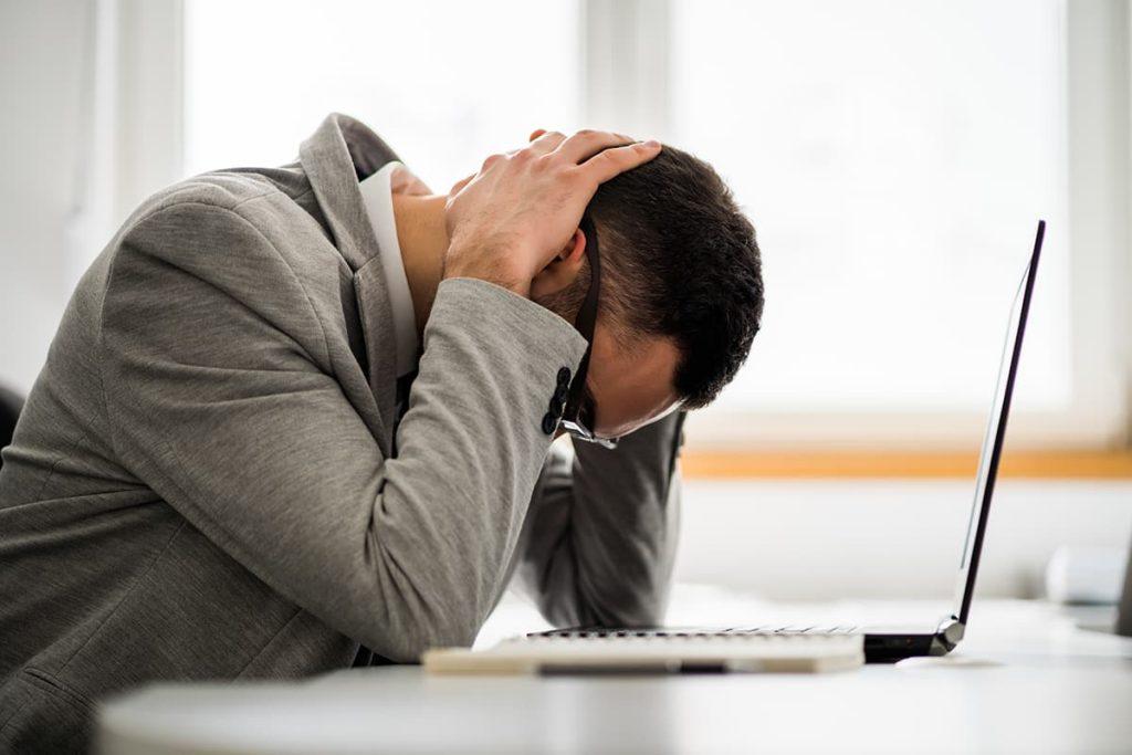 آلزایمر استرس مزمن