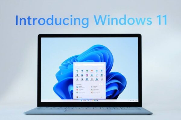 مایکروسافت ویندوز ۱۱ را معرفی کرد