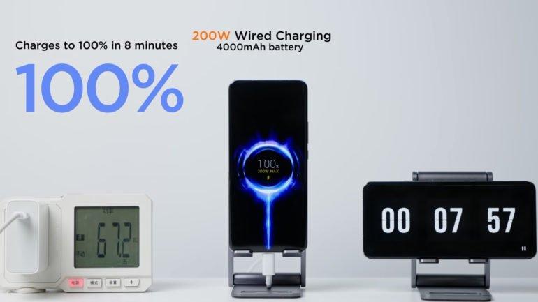 شارژر ۲۰۰ واتی شیائومی از استانداردهای نظارتی چین برای طول عمر باتری پیشی گرفت