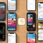 نسخه iOS 15 ظاهرا کمتر از iOS 14 مورد توجه کاربران قرار گرفته است