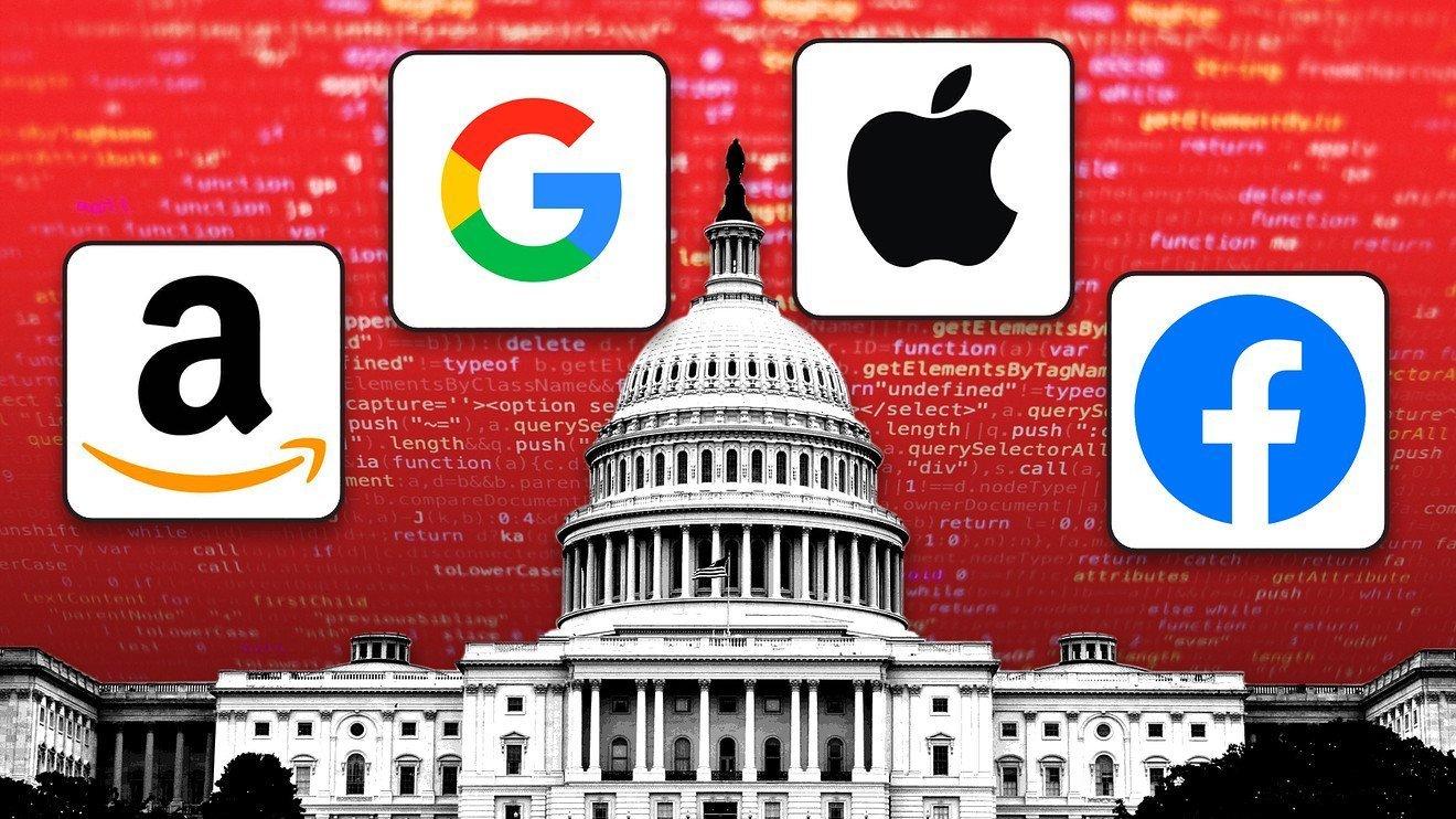 نمایندگان مجلس آمریکا با پیشنهاد قوانینی خواستار تجزیه غولهای فناوری شدند