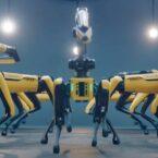 بوستون داینامیکس با ویدیوی رقص رباتهای اسپات پیوستن به هیوندای را جشن گرفت