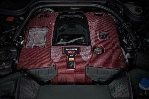 Brabus 900 Rocket Edition Engine