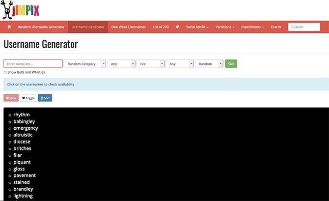 تولیدکننده نام نمایشی و کاربری