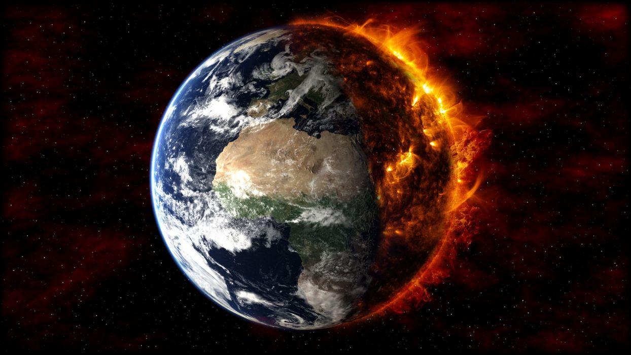 مرگ خاموش زمین: آیا تغییرات اقلیمی محور زمین را تغییر میدهد؟