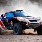 مکلارن از سال آینده در مسابقات رالی خودروهای برقی Extreme E شرکت میکند