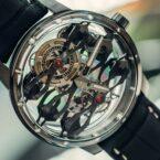 استون مارتین از ساعت مچی جدید با ویژگیهای منحصر بفرد و تولید بسیار محدود رونمایی کرد