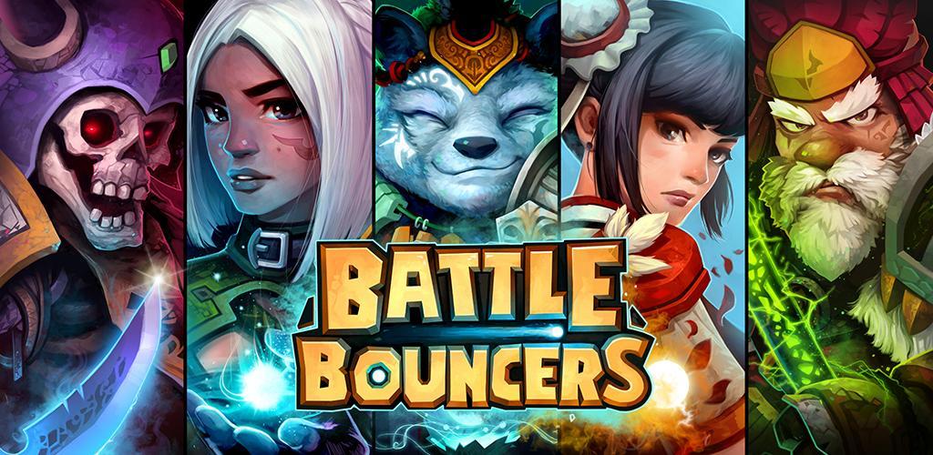 معرفی بازی Battle Bouncers؛ این بار شما قهرمانها را نجات بدهید