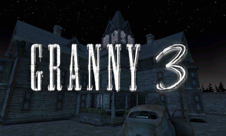 معرفی بازی Granny 3؛ فرار از ترسناکترین خانوادهی دنیا