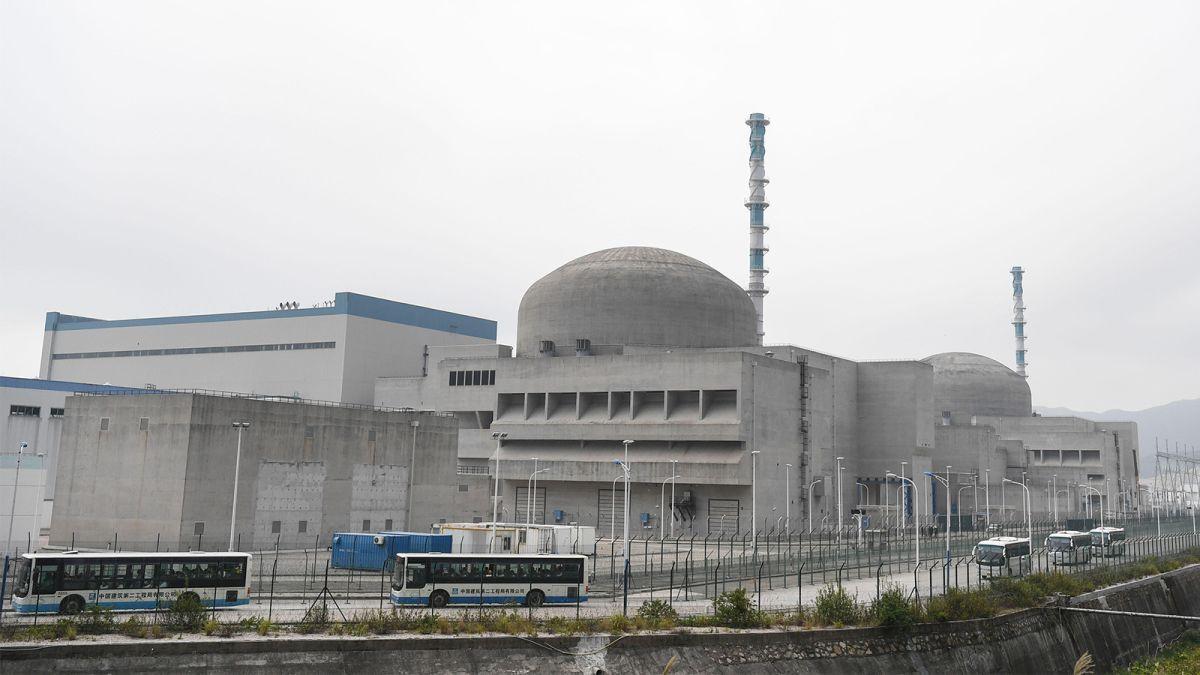 شرکت فرانسوی «فراماتومه» از نشت یک نیروگاه هستهای در چین خبر داد